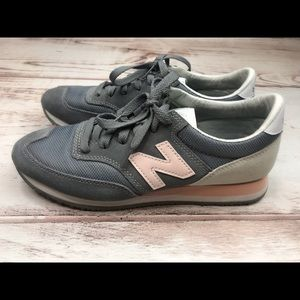 New balance sneakers for J Crew